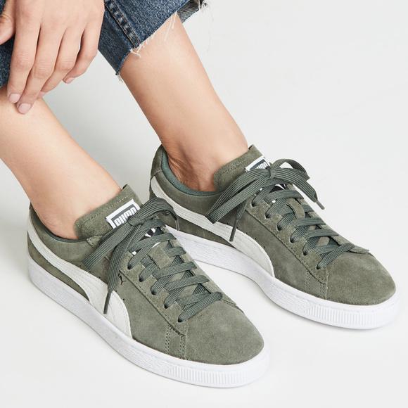b94c9b3c970 PUMA Suede Classic Sneakers NWT